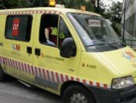El obrero herido este lunes en un accidente laboral en Fuenlabrada, fuera de peligro