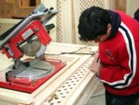 El arte de 'tocar madera'