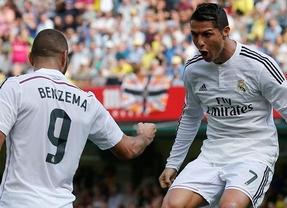 El Real Madrid presume de pegada