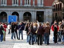 El turismo madrileño obtuvo un récord al superar los dos millones de viajeros este primer trimestre
