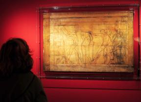 Un recorrido por la vida de Pontormo, a través de sus dibujos