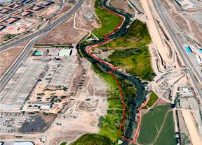 El Parque Lineal del Manzanares se extenderá por Villaverde en 2015