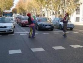 Denuncian robos en los semáforos de José Abascal