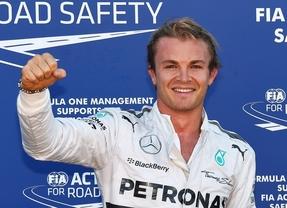 Rosberg gana, Alonso satisfecho y Vettel se hunde