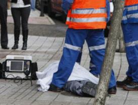 Fallecen dos trabajadores que sufrieron sendos accidentes laborales