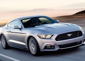 Ford Mustang, el 'pony car' vuelve a Europa