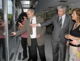 Láminas solares en el Centro de Mayores y Servicios Sociales de Valdebernardo