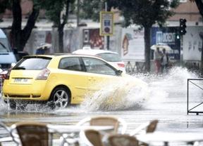 Una mujer muere aplastada durante la tormenta