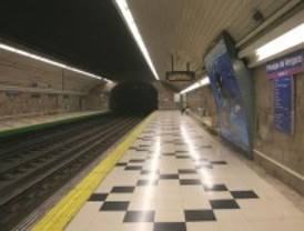 Interrumpida la línea 9 de Metro de Plaza de Castilla y Mirasierra por avería