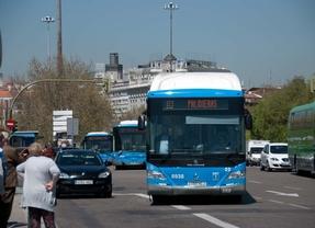 Modificaciones en ocho cabeceras de la EMT por obras en Atocha