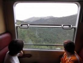 El Tren de la Naturaleza ha llevado a Guadarrama a 72.000 madrileños en 20 años
