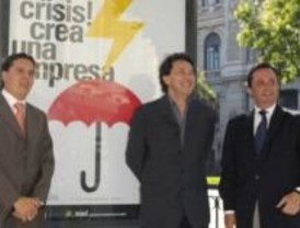 Los jóvenes empresarios de Madrid se mueven contra la crisis