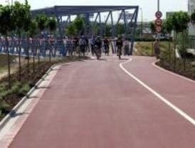 Madrid estrenará 50 kilómetros de carril bici en 2009