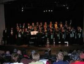 La Coral Kantorei actuó en Pozuelo en homenaje a los voluntarios
