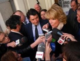 El PSM pide imputar a 45 altos cargos del gobierno Aguirre en el Gürtel