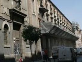 La nueva Junta del COAM paraliza las obras para convertir San Antón en su sede