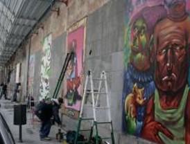'Desviados.com' pide que se de al graffiti el título de arte