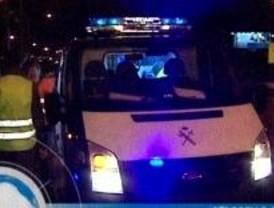 Un joven de 20 años resulta herido de gravedad tras ser atropellado en Canillejas