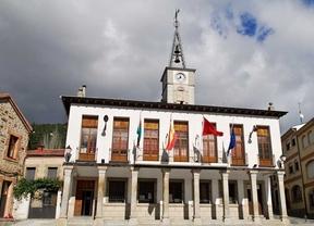 Ayuntamiento de Miraflores de la Sierra.