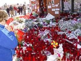 Homenajes austeros en el quinto aniversario de la tragedia