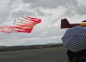 El Ejército del Aire celebra su 75 aniversario con una espectacular exhibición de su aviación militar