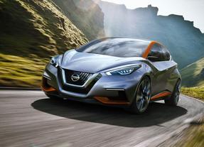 Nissan Sway Concept, el posible futuro Micra