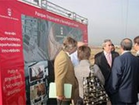 Comienza la construcción del Parque Tecnológico El Lucero en Alcorcón