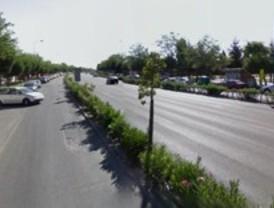 Fallece un motorista en Getafe