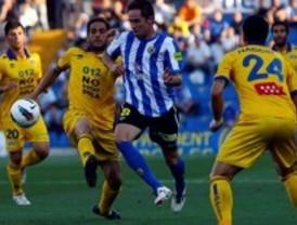 El Alcorcón acaricia la Primera División