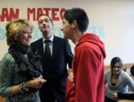 El bachillerato de excelencia se extenderá a diez institutos madrileños en 2012