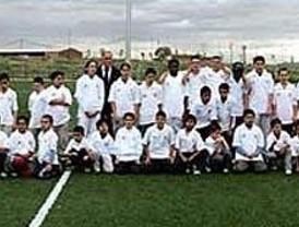 Una escuela deportiva fomentará la integración de niños inmigrantes en Torrejón
