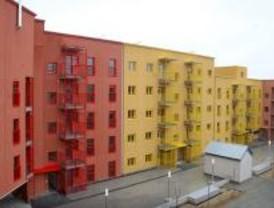 1.400 adjudicatarios visitan sus viviendas en el Ensanche Sur de Alcorcón