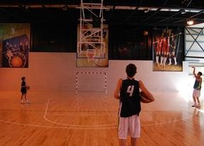 Pista de baloncesto de El Canal