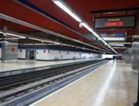 La línea 1 de Metro permanecerá cortada entre Tetuán y Chamartín del 23 al 29