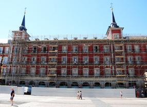 Aguirre no descarta convertir la Casa de la Carnicería en un museo