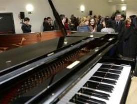 Un concierto de Rosa Torres inaugura la escuela de música de Arganzuela