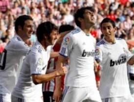 Madrid y Atlético ganan el derbi vasco-madrileño