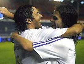 El Real Madrid conquista en Pamplona su Liga '31'