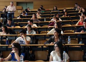 La Selectividad para los alumnos de septiembre arranca este lunes