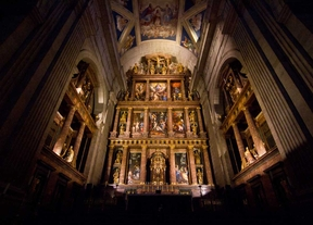 El Real Monasterio de El Escorial: la primera piedra de un edificio alegre