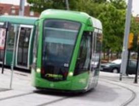 El tranvía de Parla recuperará este lunes su horario normal entre Centro y Plaza de Toros