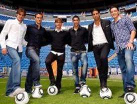 Comienzan los exámenes para el Madrid de 'Mou'