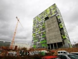 La EMVS abandona la venta y el alquiler 'poco social'