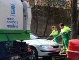 El Plan de Limpieza General del Ayuntamiento llega a Carabanchel