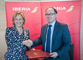 Iberia promocionará la región entre sus viajeros