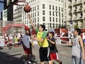 Los ganadores de 'Madrid encesta' conseguirán entradas al Eurobasket