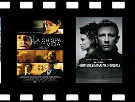 José Mota y el ex agente 007 compiten en la gran pantalla
