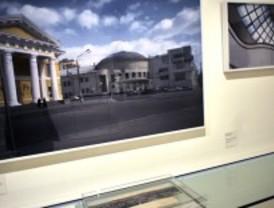 CaixaForum acoge una exposición de arquitectura rusa de los años 20 y 30