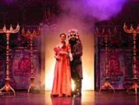 'La Bella y la Bestia' se estrenará el 4 de octubre en el Teatro Coliseum de Madrid