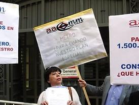 Los comerciantes de Metro temen su cierre